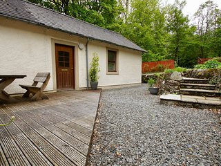 Tom na Voil, Balquhidder, secluded cottage