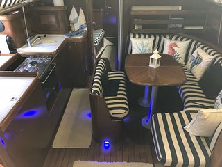 Happy Sailing, barca a vela Oceanis Beneteau 411 clipper