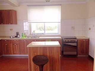Beautiful Fully Furnished Home with WiFi. This home offers 3 bedrooms and 1 den