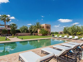Luxury Villa in Marrakech - Villa Warda