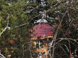The Yurt at Rivendell
