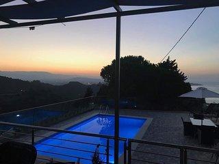 Argassi Hilltop Villa