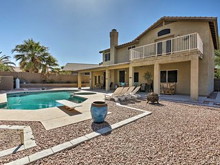 NEW! Family-Friendly Goodyear Home w/Pool & Spa!