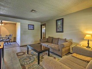 NEW! Cozy Home w/Yard - Mins from Downtown OK City