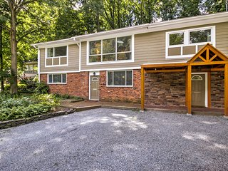 Long-Term Rental Home, Mins to NIH & Walter Reed!