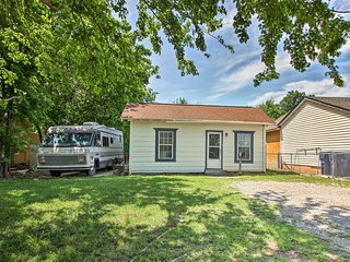 NEW! Oklahoma City House - 10 Min to Thunder Games