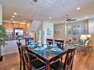 Furnished Townhouse at the Cross Roads of Silicon Valley