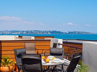 Dunlin 3 - The Cove - Luxury 2 bed apartment in beautiful location, large terrac