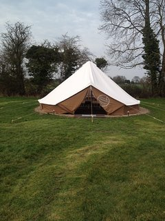 Beautiful Bell Tent
