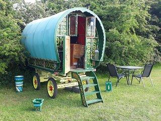 Tradional Gypsy Wagon