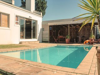 Summer Beach Holiday House / Cape Town with pool for up to six guests