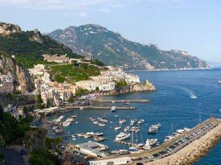 Amalfi, panorama relax!