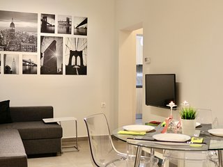 Luxury apartment with splendid views
