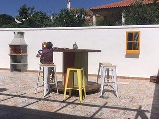 Magnífica casa nueva en sierra norte de Sevilla
