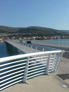 New Ciovo bridge