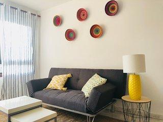 Charming apartment near the coast