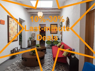 4-Suite house within urban retreat (+2 optional), up to 30% discount deals