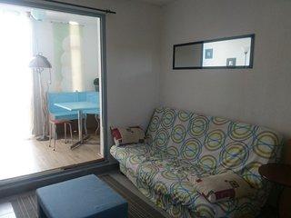 Appartement T2 bis - Le Barcarès - Location saisonnière