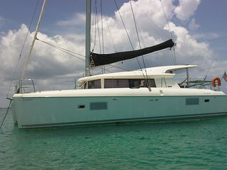 Antigua Catamaran Sailing