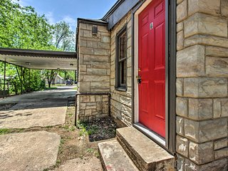 NEW! Cozy Oklahoma City Apt - 10 Mins to Downtown!
