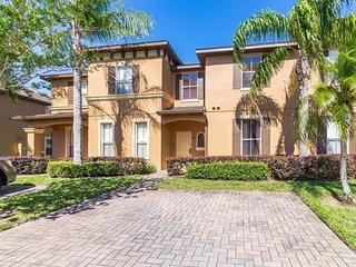 Extraordinary 4bd villa near Disney (RP372)