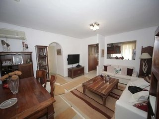 The apartment is located 300 meters away from the beach.