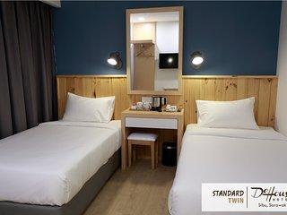 De House Hotel (Standard Twin 1)