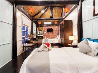 An Bang Stilt House Villa - Suite (Room1)