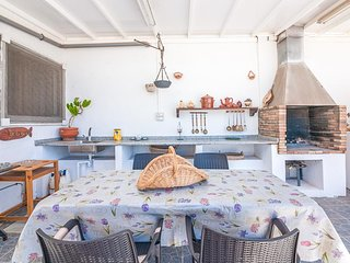 Villa Isabella en Macher con terraza grande, barbacoa, Wifi & Sat-TV