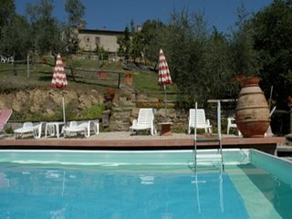 3 bedroom Villa in Metelliano, Tuscany, Italy : ref 5635835