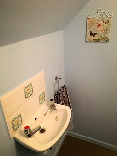 Downstairs toilet.