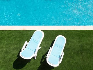 ROSERS  - private pool, chill out, BBQ, 10 min. from the beach by car.
