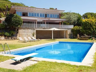 BELL AIRE -  SEA VIEWS - Magnificent and luxury House, private swimming pool