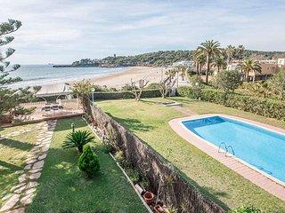 Apartamento en la playa La Mora