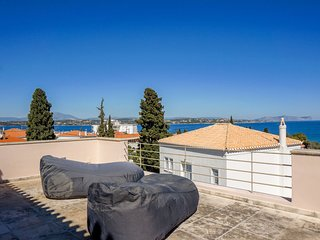 Villa Prospero in Spetses with sea view and BBQ, by JJ Hospitality