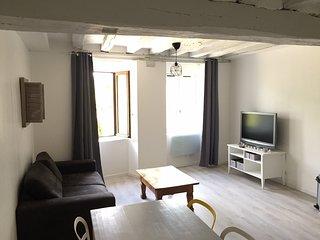 Appartement cosy au ceour de la cite medievale