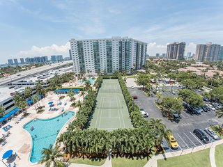 Reserve apartments in Sunny Isles - B / 2 Bed - 1 Bath