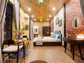 An Bang Stilt House Villa - Deluxe (Room 1)