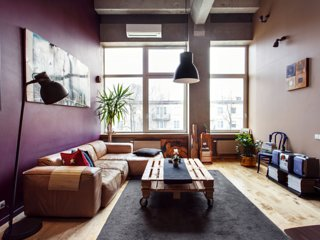 Stylish loft in trendy loft area close to Old Town