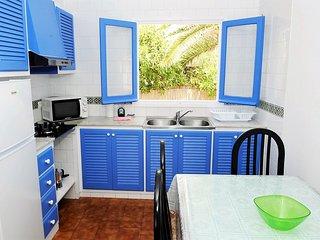 N1 Espacioso apartamento en la playa de dos habitaciones