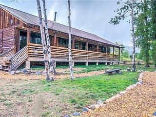Perry Mansfield - Sagebrush Cabin