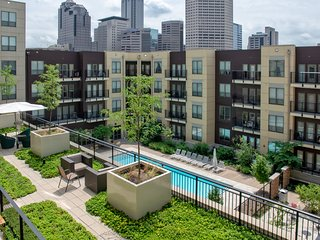 Downtown Indy 1BR Apartment