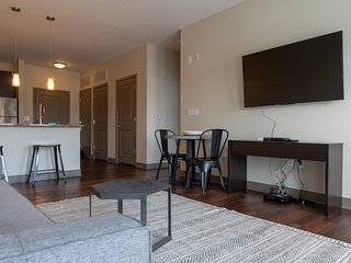 Luxury One Bedroom In Downtown Indy