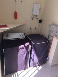 washer/dryer/water heater