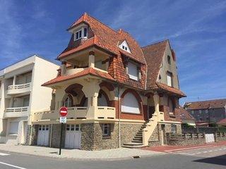 Belle maison ancienne 4 chambre avec vue mer - MERLIMONT
