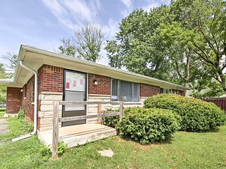 NEW! Remodeled Indianapolis Home-7 Mi to Downtown!
