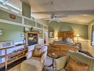 NEW! Shenandoah Valley Getaway w/ Whirlpool Tub!