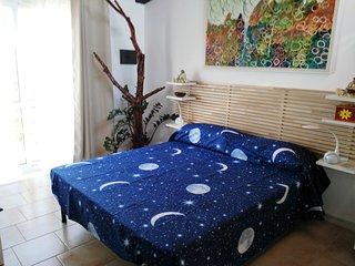 B&B Semaforo di Capo Sperone, appartamento 'Il cielo in una stanza'
