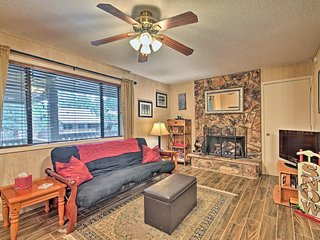 NEW! Condo Near Angel Fire Resort - Walk to Lifts!