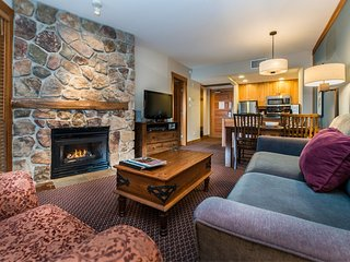 1 Bedroom Suite at Legends Whistler Creek